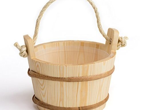 Sauna Accessories – Sauna Tubs & Dippers : Buying guide, Best sellers, Test and Reviews