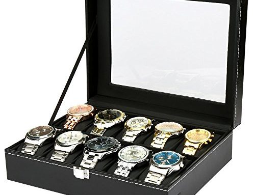 Accessories – Watch Boxes : Buying guide, Best sellers, Test and Reviews